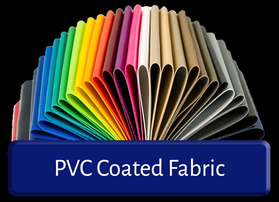 PVC Coated Fabric Range